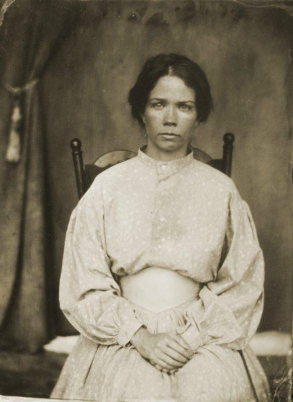 Virginia tintype