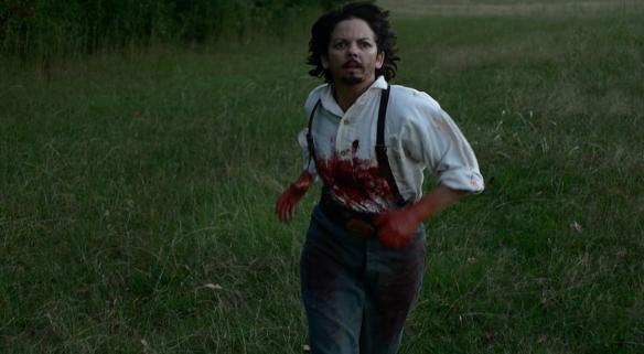 Henry runs