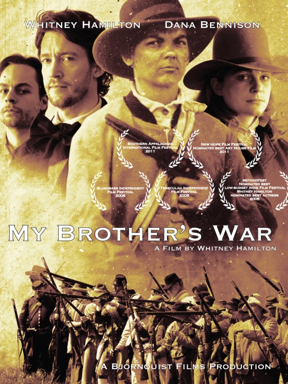 my brothers war poster.indd