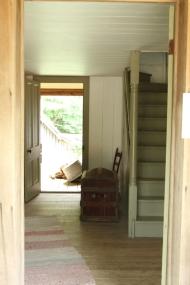 Balch hallway