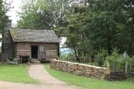 gardner cabin backside
